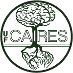 UF Caires logo